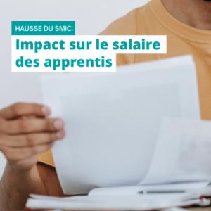 Revalorisation du SMIC : quel impact sur le salaire des apprentis ?