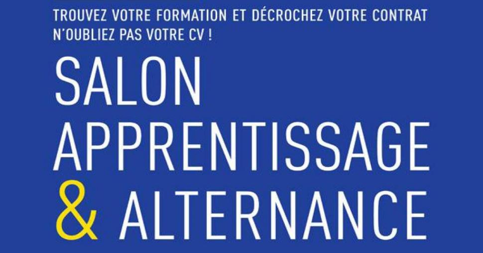 Salon de l'Apprentissage et de l'Alternance à Clermont-Ferrand