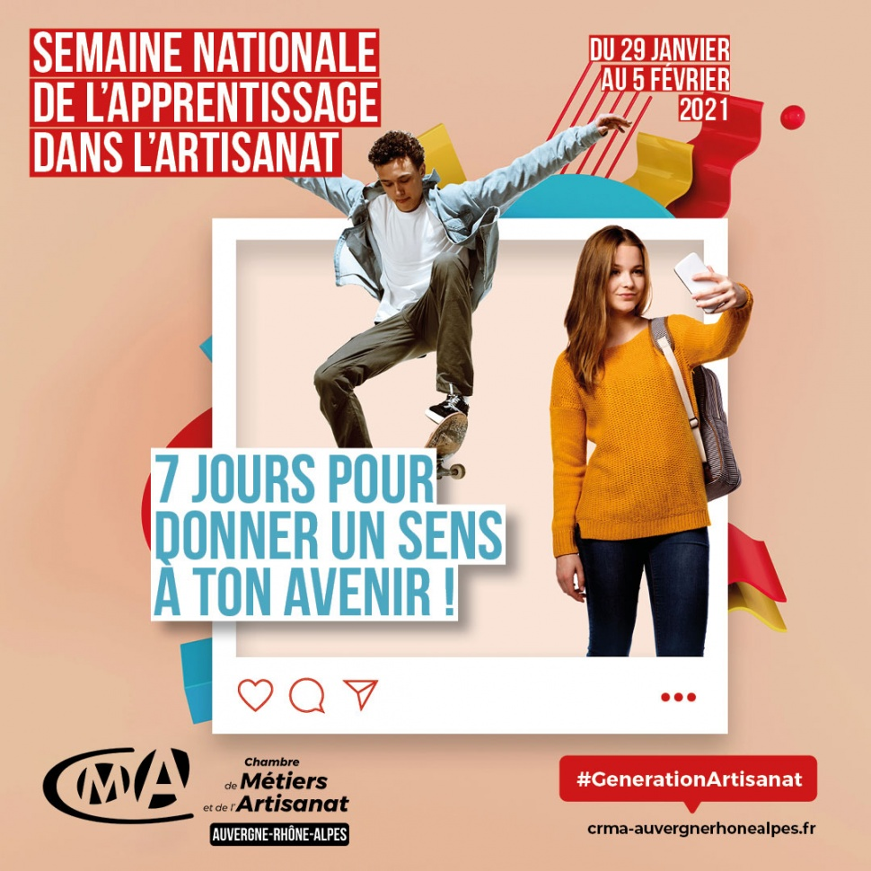 Semaine Nationale de l'Apprentissage 2021