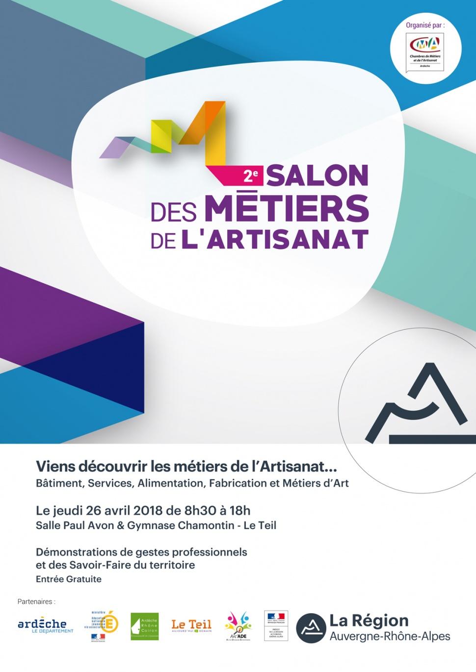 Salon des Métiers de l'Artisanat